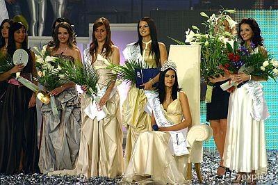 Miss Universe Hungary 2007
