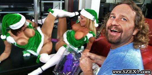 Szex karácsonykor