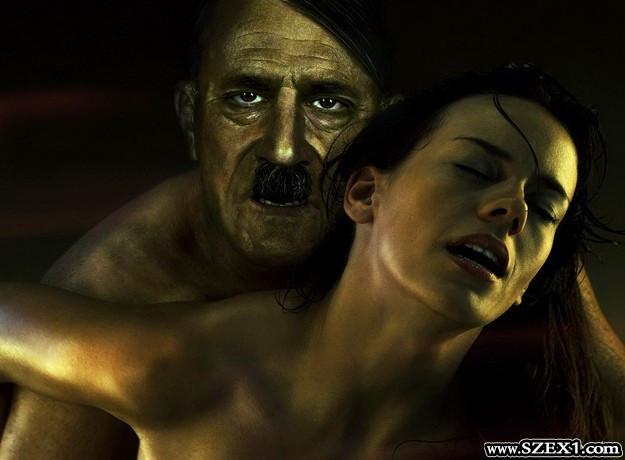 A náci gumi nélkül tolja seggbe a nőt