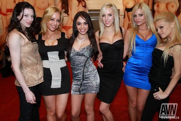 AVN Adult Entertainment Expo 2011