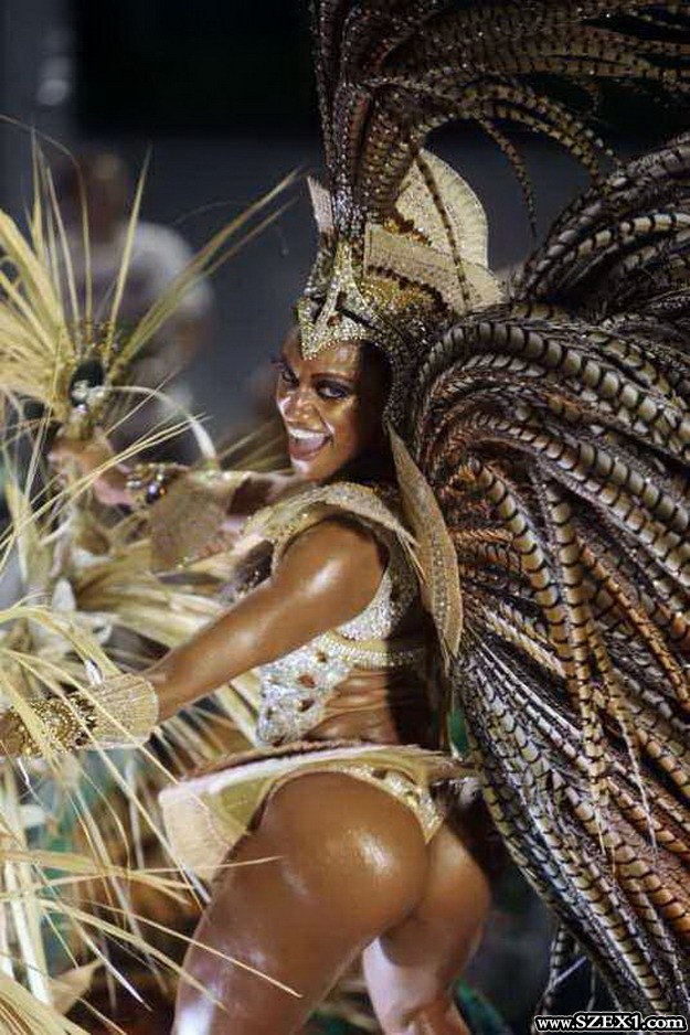 Seggek a riói karneválról