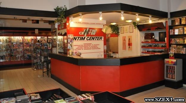 Szexshop Intim Center Budapest, Károly krt. 14.