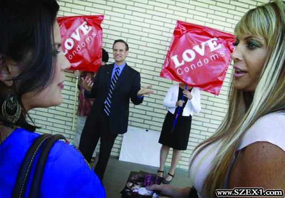 Michael Weinstein_ovszer_aids_los angeles