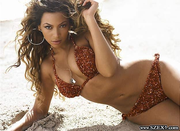 Beyonce Knowles szexi énekesnő