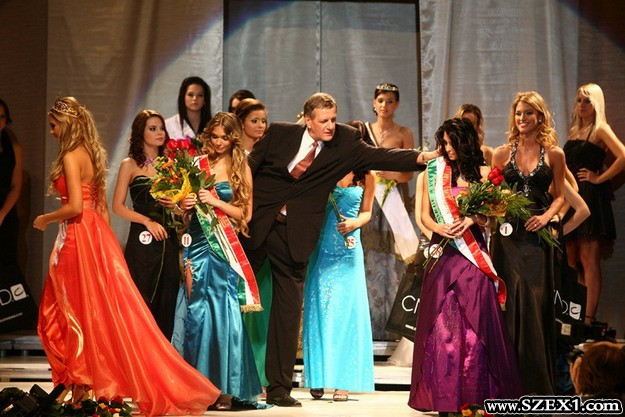 Magyar szépségversenyek