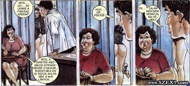 A doktor - szexképregény