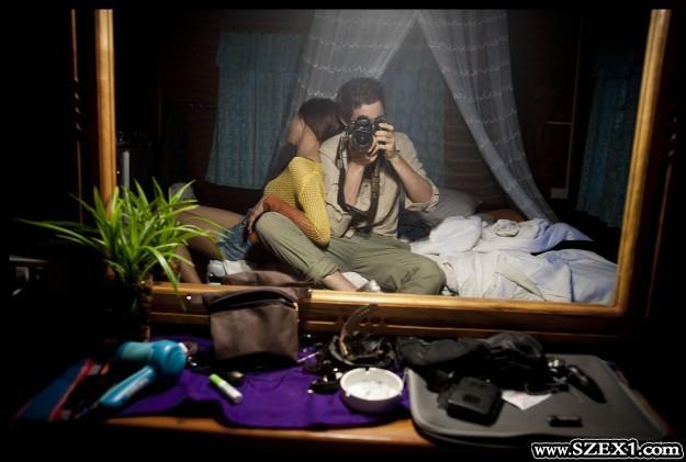 A hotelekben szexpartik nyomait viselik a szobák