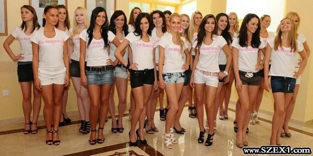 Miss World Hungary lányok - több ezer kép és videók