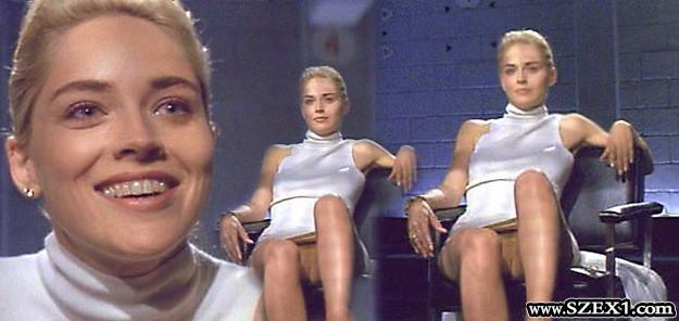 Sharon Stone pináját több százan baszták