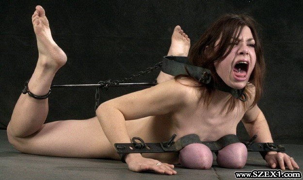 Kötözd meg és alázd meg a ribancot, BDSM